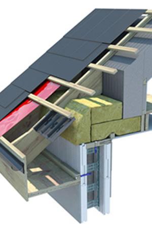 Roof Insulation, Attic Insulation